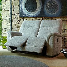 Parker Knoll - Hudson Two Seater Recliner Sofa