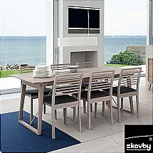 Skovby - SM38 Extending Dining Table
