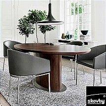 Skovby - SM72 Extending Dining Table