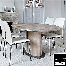 Skovby - SM73 Extending Dining Table