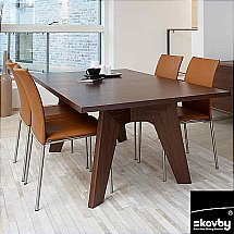 Skovby - SM13 Extending Dining Table