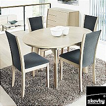 Skovby - SM70 Extending Dining Table