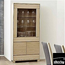 Skovby - SM312 Display Cabinet