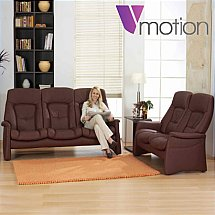 Vale Furnishers - V-Motion Hamburg Sofa Collection
