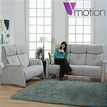 Vale Furnishers - V-Motion Geneva Sofa Collection
