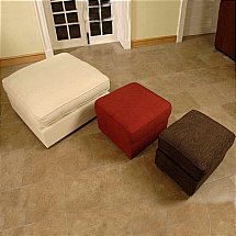 Collins and Hayes - Storage Footstools