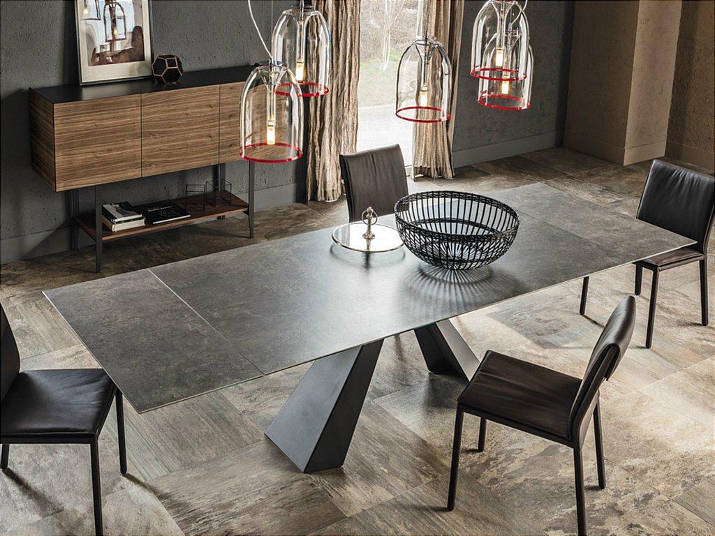 Cattelan Italia Eliot Keramik Drive Dining Table